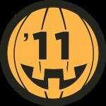 halloween badge foursquare