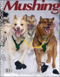 mushing magazine